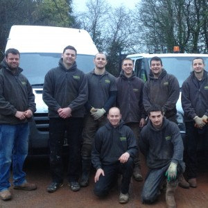 Eden Landscaping Team