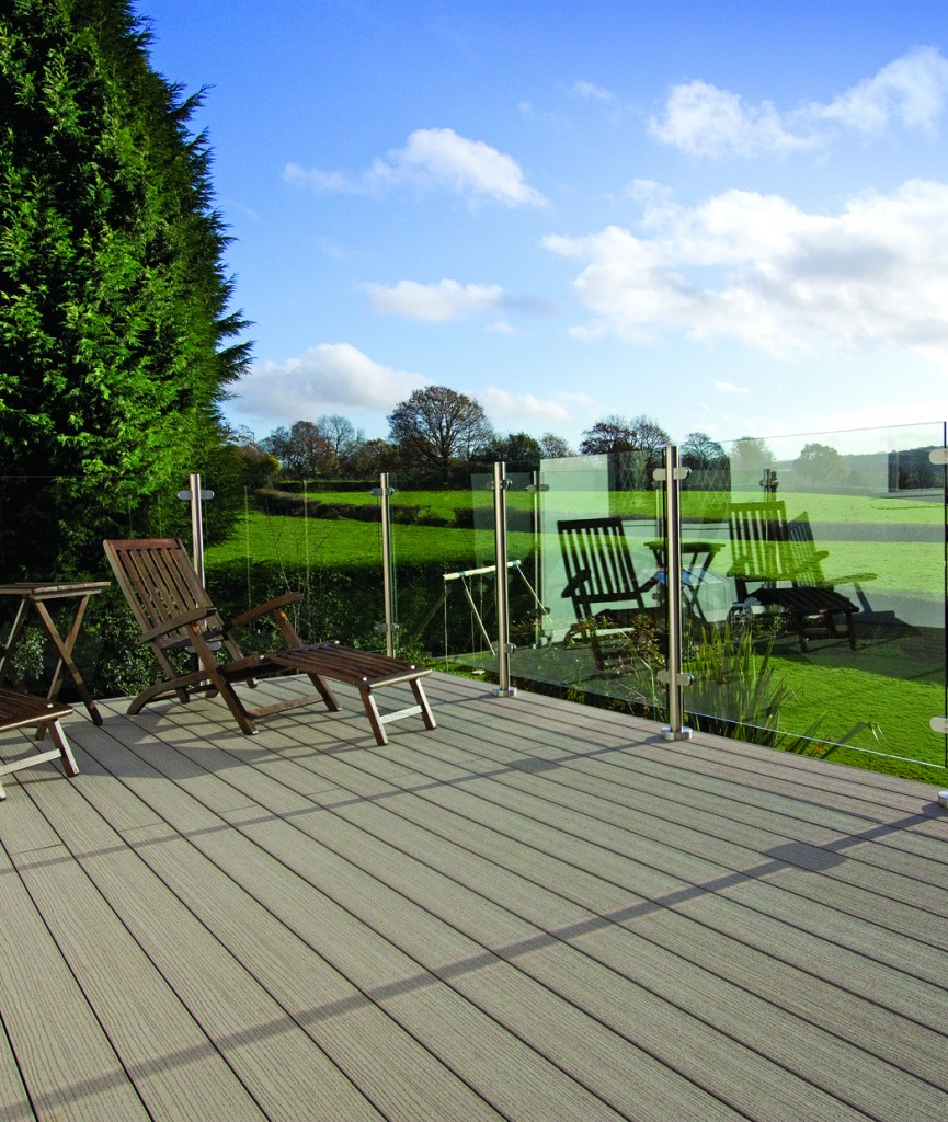 We offer a complete decking supply and installation service