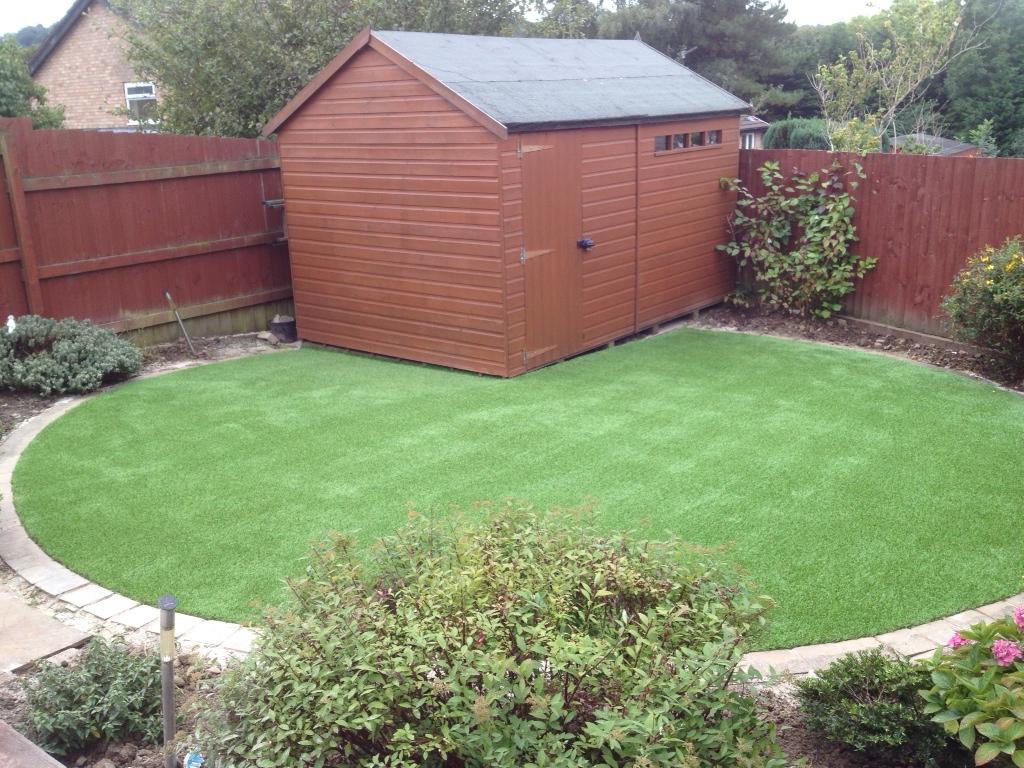 trivett art grass
