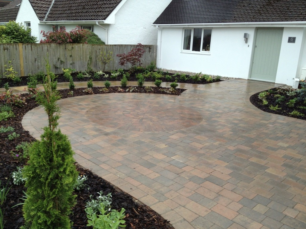 DRIVEWAYS, INSTALLED BY A MARSHALLS' REGISTERED CONTRACTOR